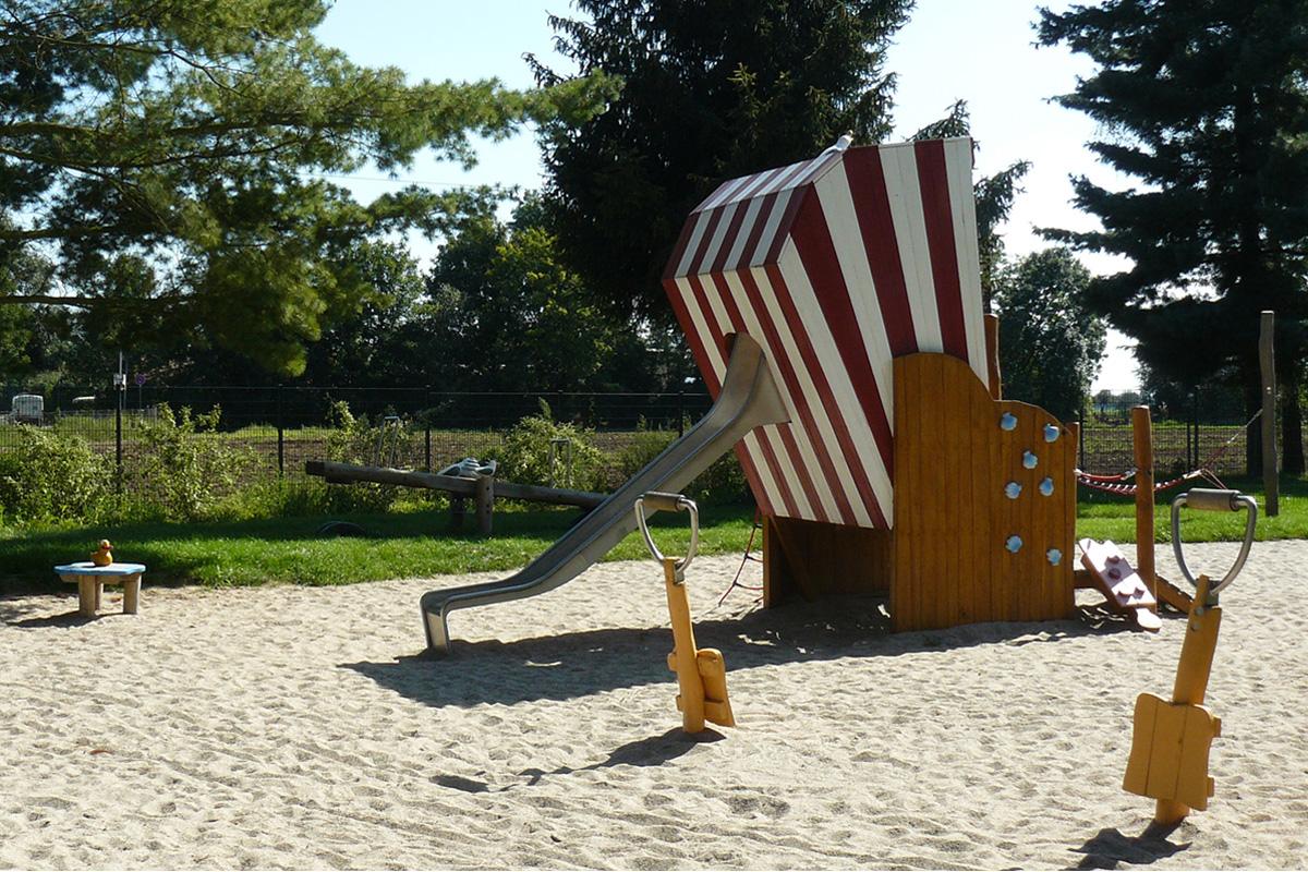 Freiflächengestaltung Freibad Pegau